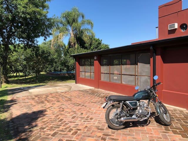 """Habitación N° 2 en """"Posada del Cerro"""" con desayuno"""