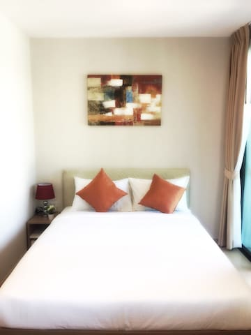 A cozy Studio apartment in CBD area - Choeng Thale - Appartement