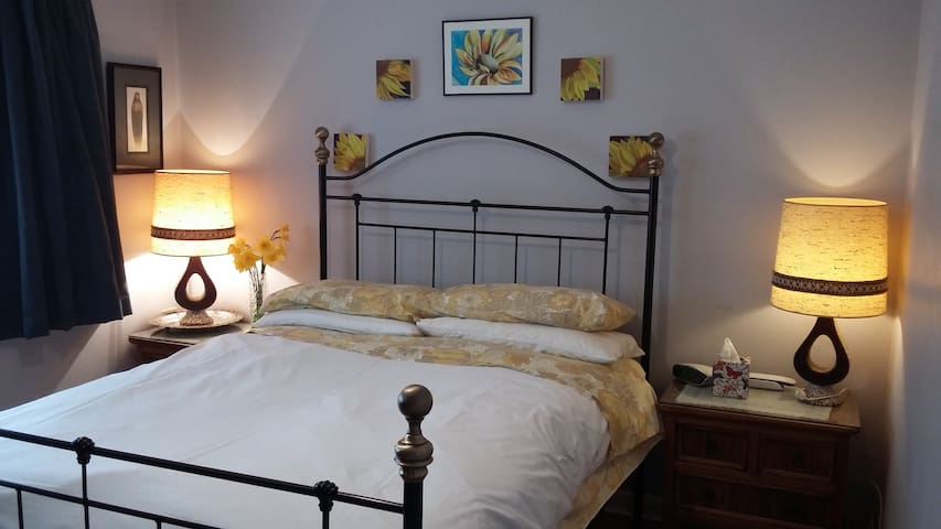 60's Experience - Double Room - Maresfield - Haus