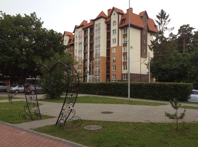 На побережье - Светлогорск - Byt