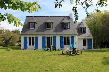 Studio Villa Bleu Breton - beaches and GR34 nearby - Fréhel - Bed & Breakfast