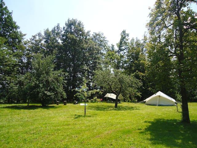Small Rural Campsite (Bring Your Tent/Caravan)