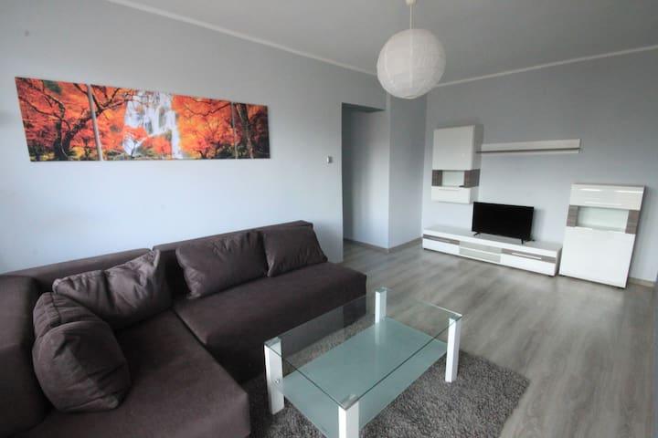 Apartament Stare Miasto - Grudziądz - Apartamento