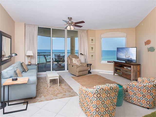 Gulf-front Perdido Key Resort Condo - Beach Colony Resort