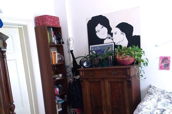 kleines Zimmer - nur für Wacken