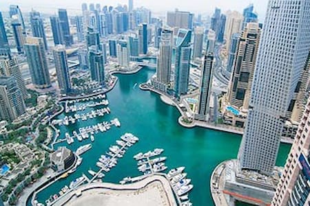 Beautiful Room in Luxurious Dubai Marina(En-Suite) - Dubai - Apartamento