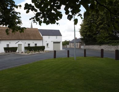 Unique Stone Barn Conversion - Duleek - Huis