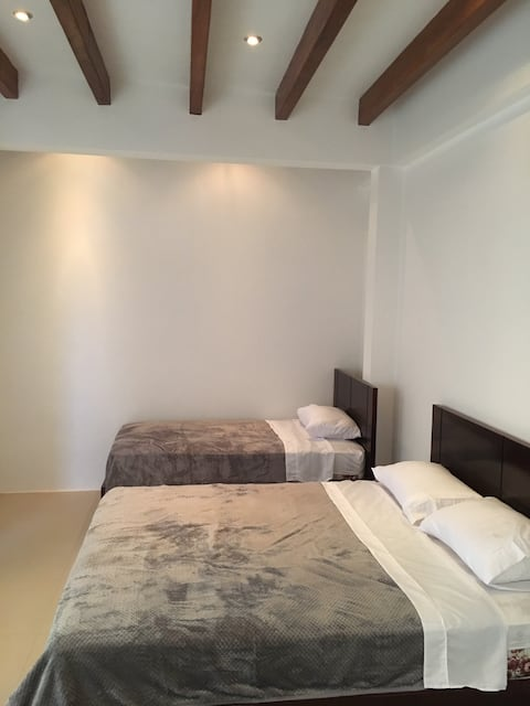 New & Comfy Single Room with Private Bathroom
