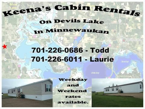 Keenas cabin rentals friendly quiet & comfortable