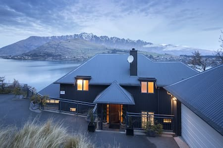 Panorama House - Queenstown - Haus