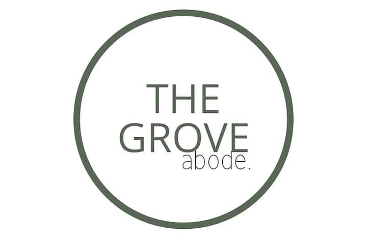 The Grove Abode, simple, charming, delightful.