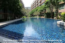 Phuket 2BR/2BA Brandnew central  Apt.pool & gym