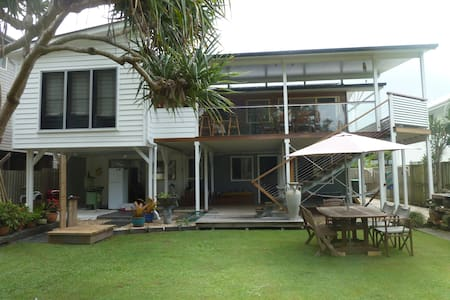 Lovely Beach House - New Brighton - Casa