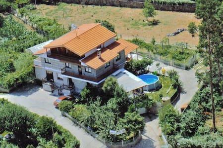 Precioso Ático en entorno rural - A Pedra Furada - Casa