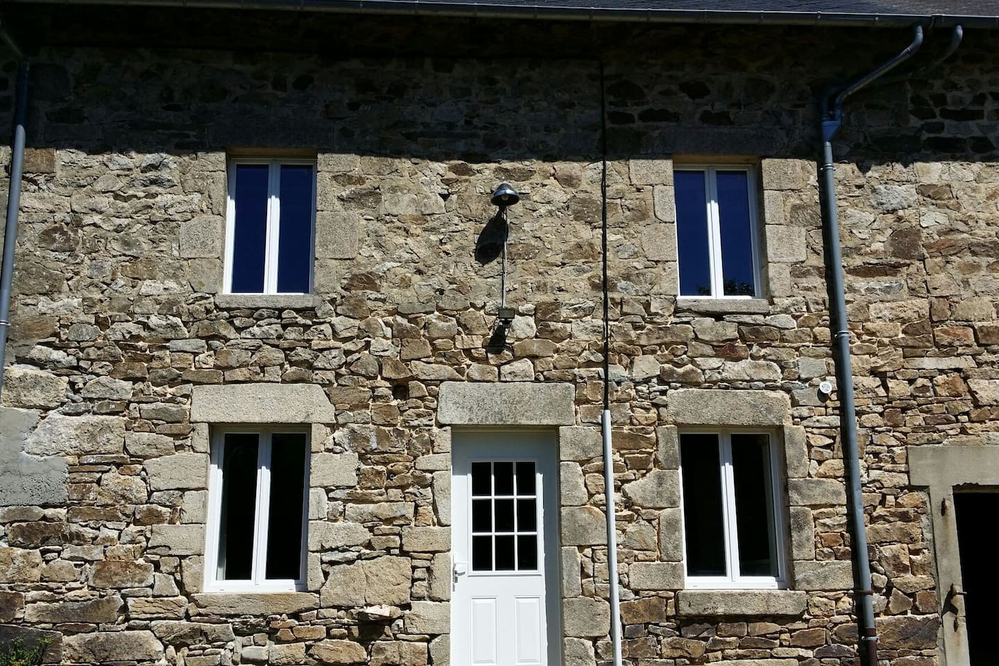 Beautiful original stone farmhouse