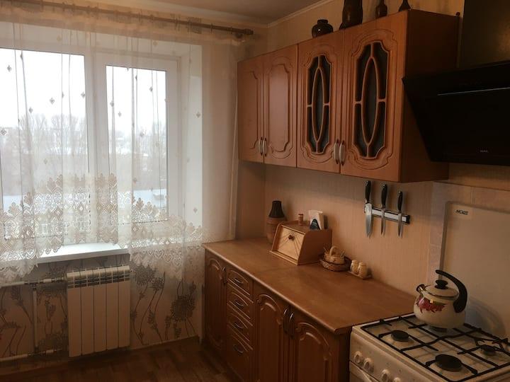 Уютная квартира сдается посуточно от собственика