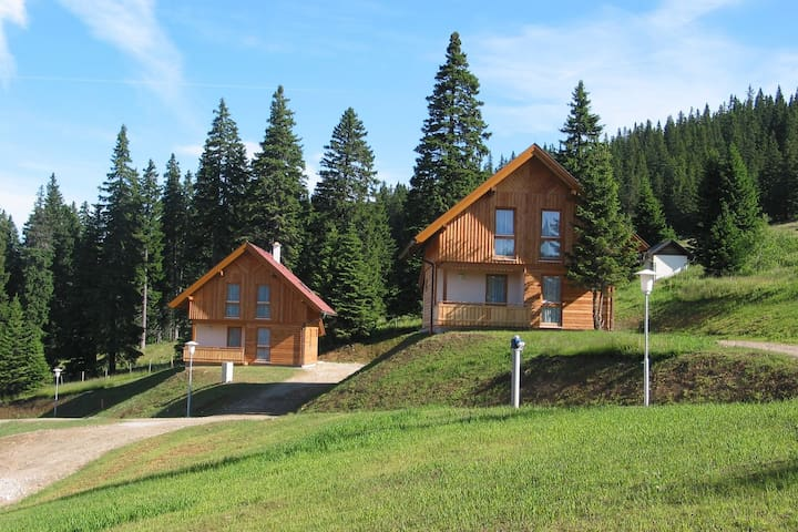 Beautiful Holiday Home near Weinebene with Sauna