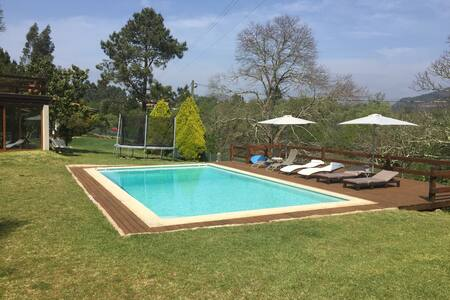 Wood House, Piscina e Area BBQ exclusivas hospedes
