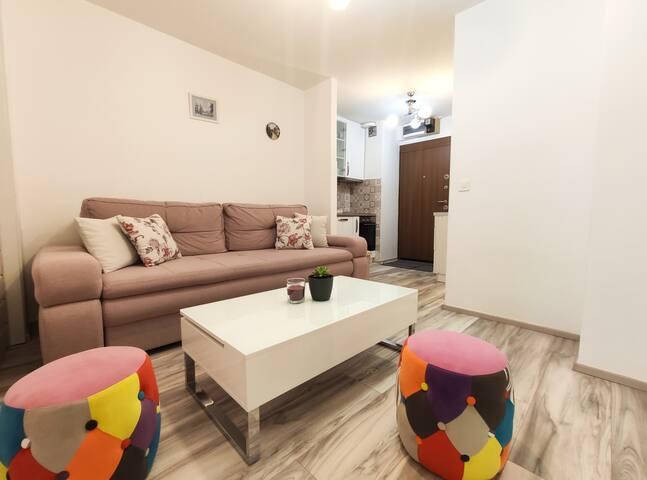 Cozy Studio Apartment Zagreb