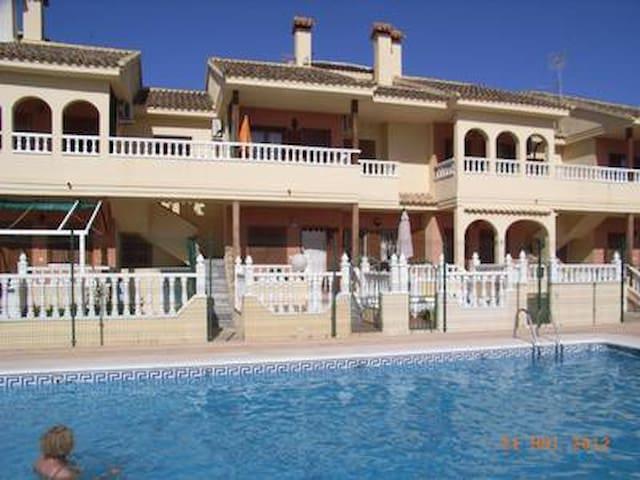 Ferienwohnung an der Costa Blanka in Spanien zu vermieten