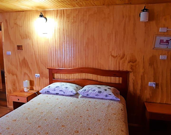 Casa Bosque Nativo: Habitación Principal Nº1