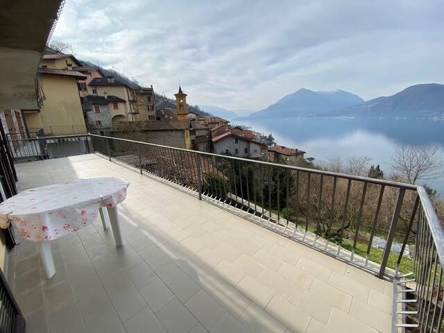 Casa Orsola con vista lago! Bellano Lago di Como