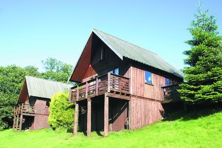 Tree Tops Scandinavian House - Llanfynydd - Rumah
