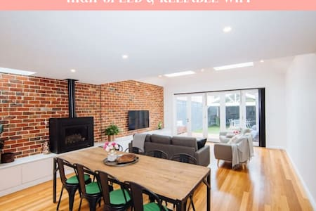 SENSATIONAL Renovated Cottage in Beautiful Seddon