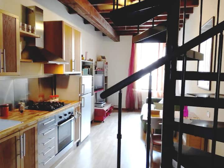 Flat in Lodi City - 30m from Milan