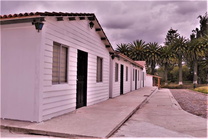 Hacienda Nagsiche - Mulalillo Hospedaje Pueblito