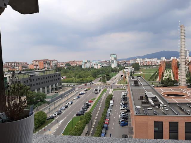Appartamento Panoramico vicino Juventus Stadium