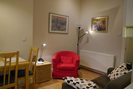 Quiet, comfy flat with great wifi - Helensburgh