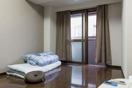 FREE Wifi★10min to Ogikubo Sta nearby Shinjuku!! - 杉並区 - Appartamento