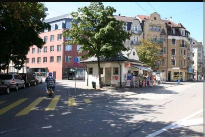 Gemütliche & zentrale 2Zimmer Wohnung mit Koch a.A
