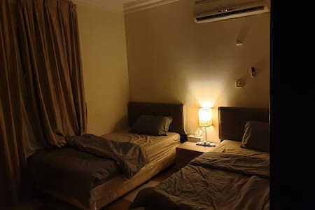 Nice room -  in excellent location Doha center