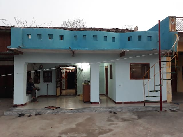 Homestay in chundiawara village (punjpur)