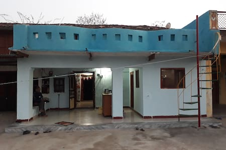 Homestay in Chundiawara village (punjpur) Udaipur