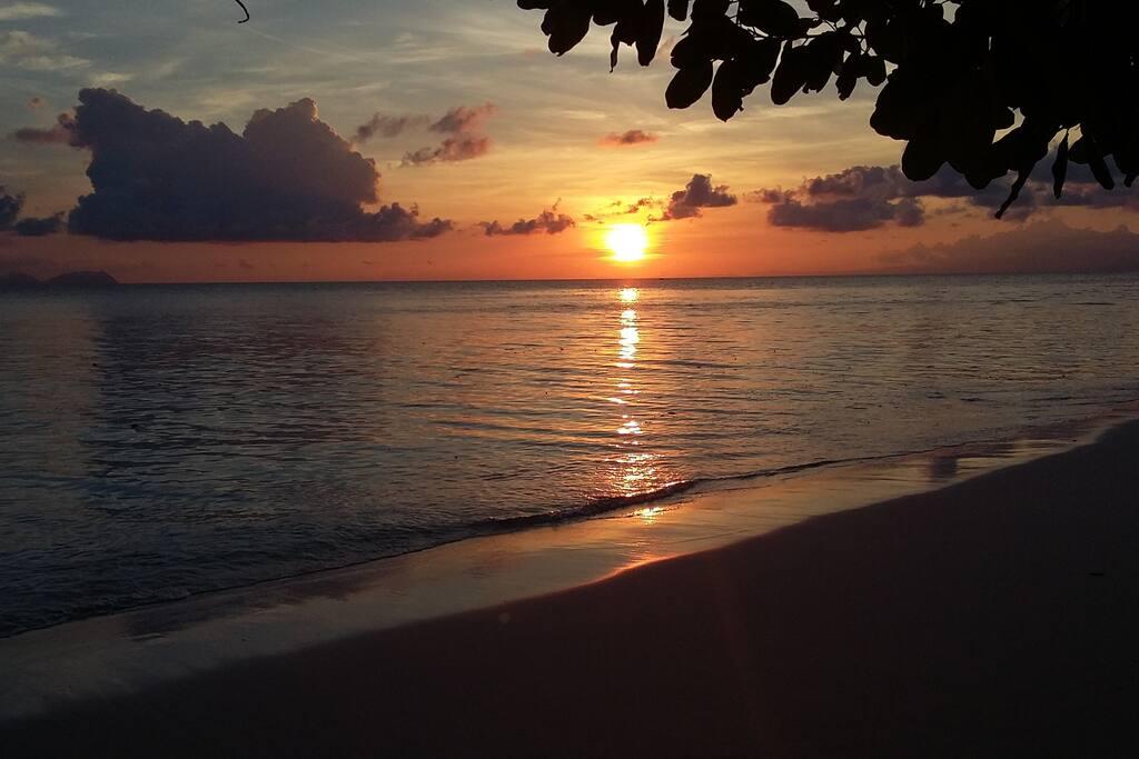 Sunrise di Raswan Homestay