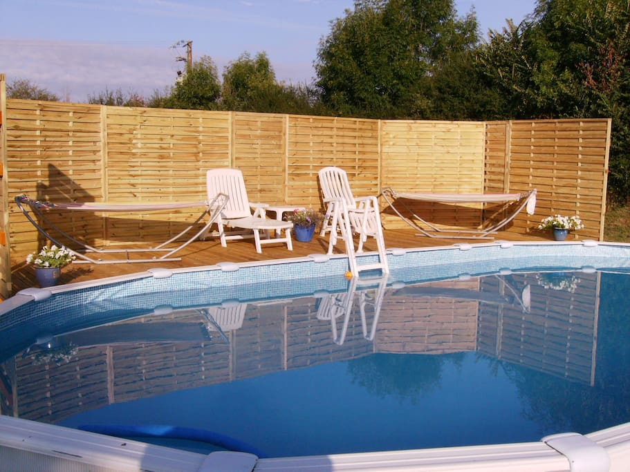 Swimming Pool 15ft X 30ft