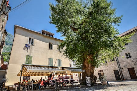 Nice Studio in historic Old town - Kotor - Apartamento