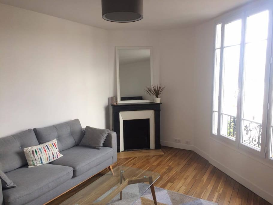Cosy apartment 15min from bastille flats for rent in for Apart hotel maison alfort