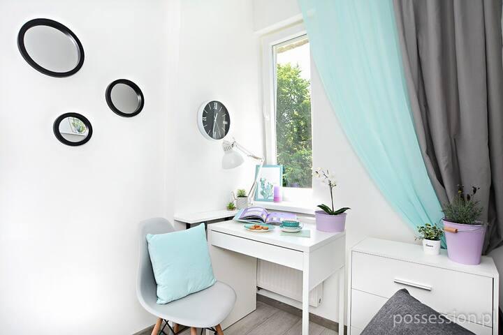 Gdynia #6 Krasickiego Pokoje Apartments Possession