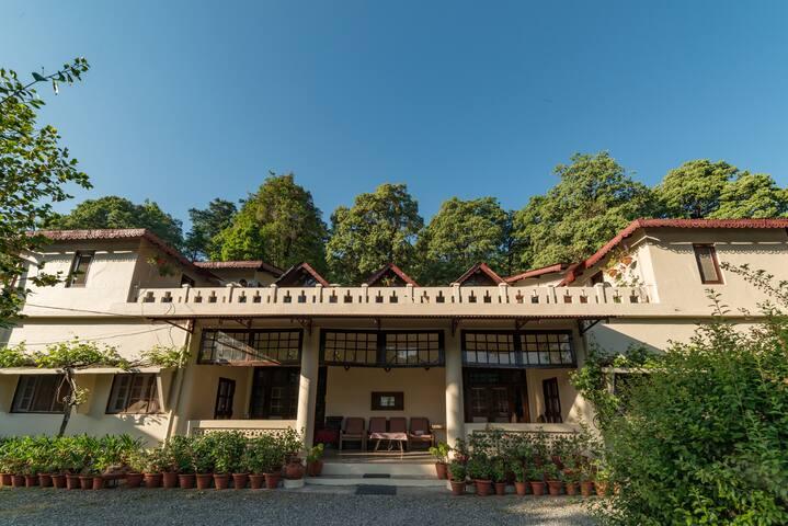 Clifton (Corbett's former bungalow) - Nainital