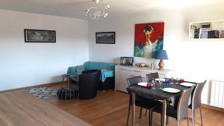 beautiful and spacious appartment in Perpignan