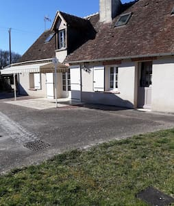 Maison Familiale Les Hirondelles 1 à 4 Pers.