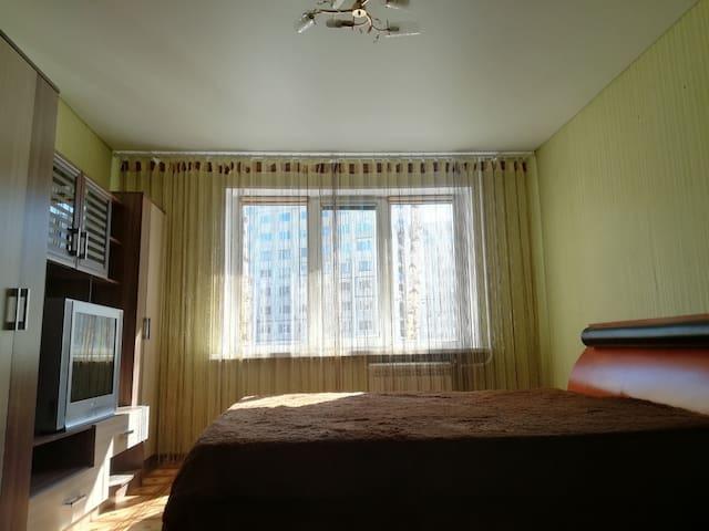 Уютные апартаменты для спокойного отдыха