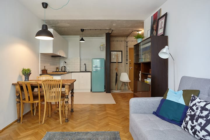 Apartament Suchecka - Stara Ochota