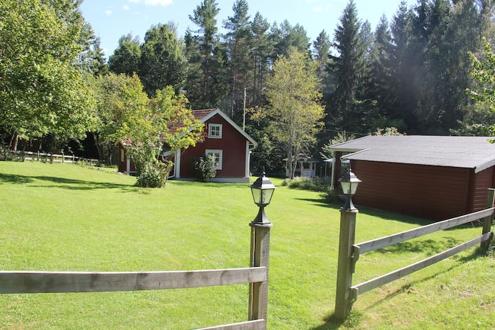 Charming and traditional Swedish cottage