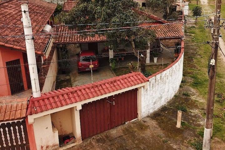 Claudia's House at Itanhaém