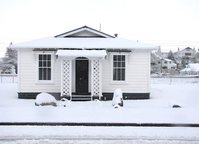 Ruapehu Railway Cottage